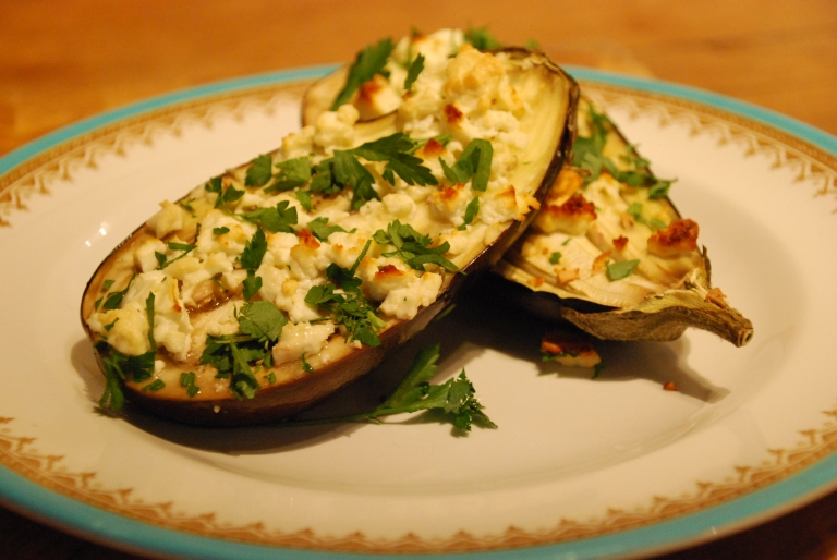 Aubergines Baked with Feta Cheese (59).JPG