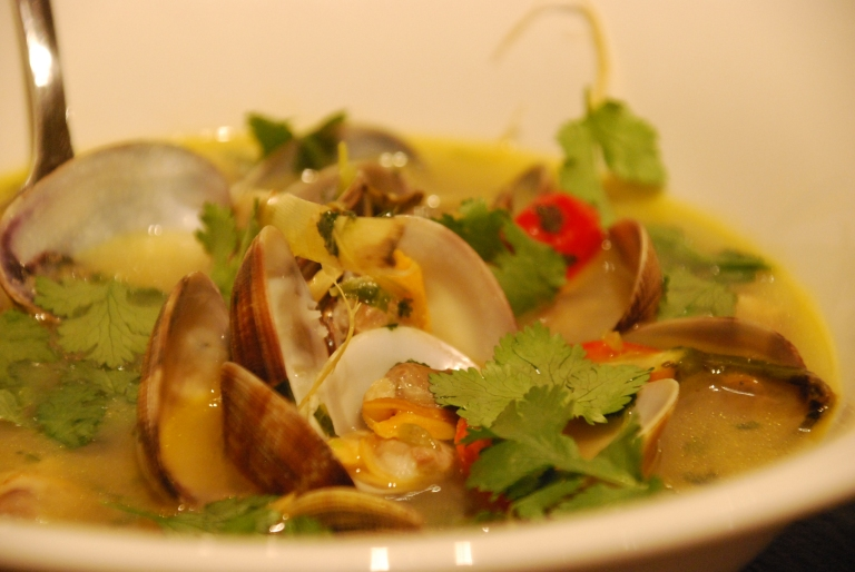 Lemongrass and Chilli Clam Broth (1)